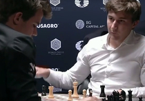 Карякин проиграл Карлсену на тай-брейке: онлайн-трансляция